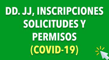 JJ.DD.Solicitudes, turnos y permisos