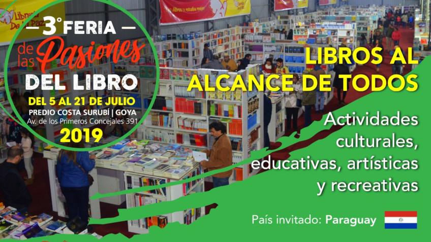 3ra Feria del Libro de las Pasiones