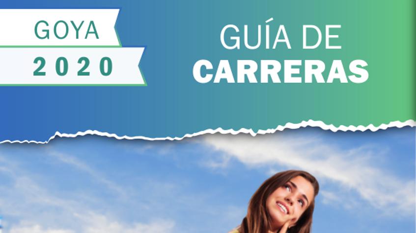 Guía de Carreras - Goya 2020