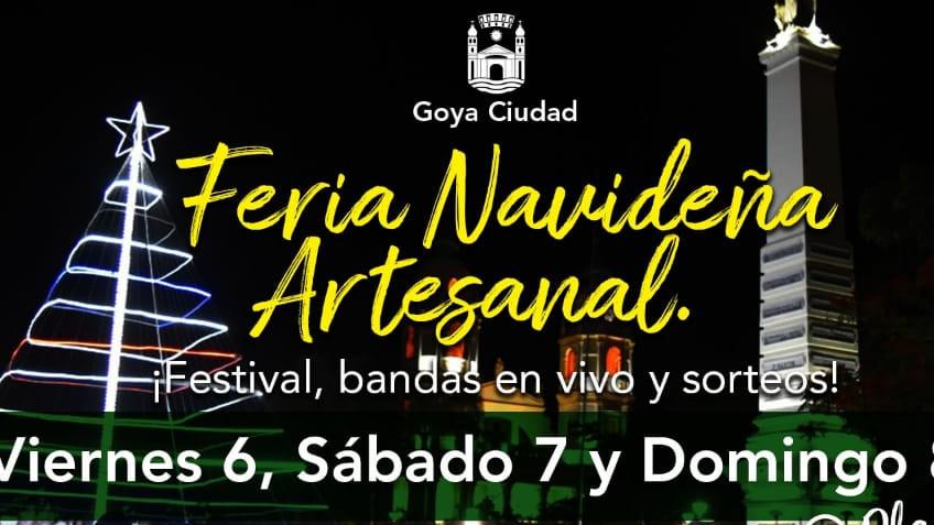 Feria Artesanal Navideña